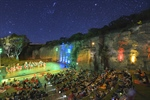 Quarry Amphitheatre at night.jpg